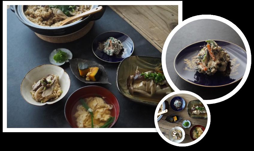 和食の基本をマスターしよう