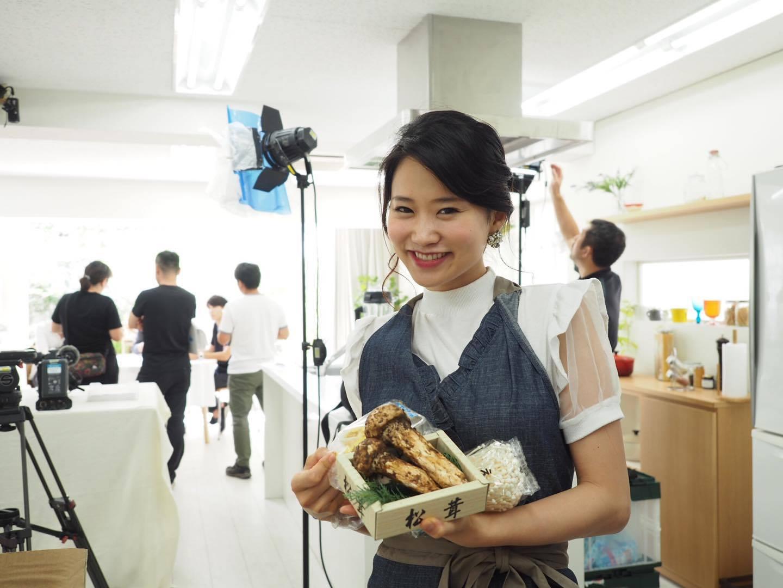 NHK BSプレミアム「食材探検 おかわり!にっぽん」秋のきのこ祭り・女子会SP